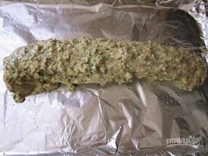 Свиная корейка с горчицей в духовке - фото шаг 4