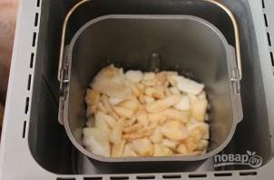 Яблочный джем в хлебопечке - фото шаг 8