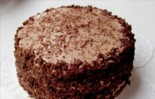 "Торт ""Негритенок"" - фото шаг 12"