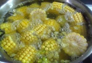 Кукурузный сироп - фото шаг 1