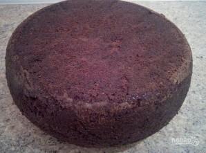 Простой шоколадный торт в мультиварке - фото шаг 4