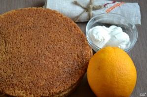 Апельсиновый торт  - фото шаг 1