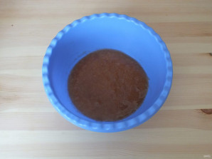 Зефир из персиков - фото шаг 7