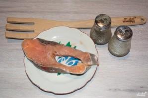 Рыба под соусом - фото шаг 1