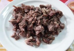 Борщ из баранины - фото шаг 2