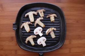 Овощи на сковороде-гриль - фото шаг 6