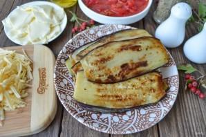 Лазанья из баклажанов с сыром - фото шаг 4