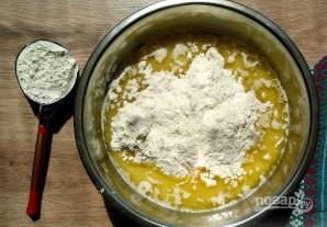 Пирожки с рисом и яйцом жареные - фото шаг 3