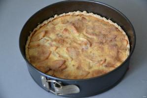 Швейцарский яблочный пирог - фото шаг 17