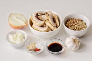 Паштет из чечевицы и грибов - фото шаг 1
