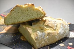 Кукурузный хлеб на закваске - фото шаг 34