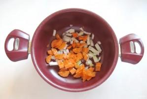 Куриные тефтели с кабачками в белом соусе - фото шаг 4