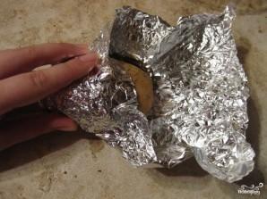 Картофель в фольге с сыром - фото шаг 2