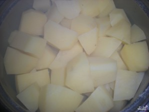 Картофельное пюре без масла - фото шаг 1
