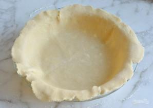 Пирог с ореховой заливкой - фото шаг 6