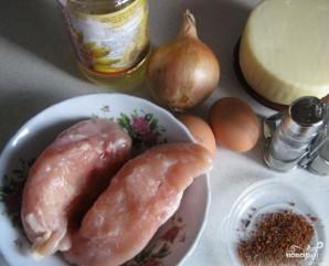 Куриное филе в соусе - фото шаг 1
