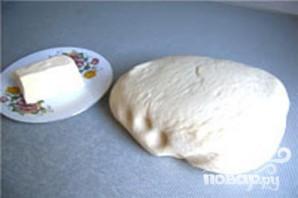 Хлеб Круассан - фото шаг 2
