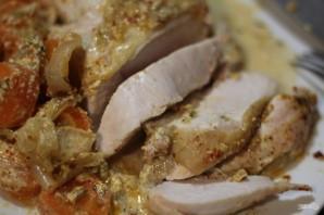 Очень сочная куриная грудка - фото шаг 10