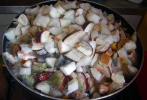 Пирожки с грибами в духовке - фото шаг 1