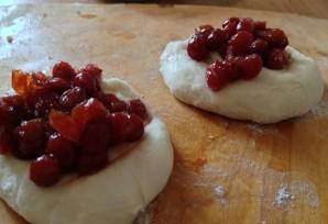 Пирожки с клюквой - фото шаг 4