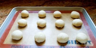 Булочки с творожным кремом внутри - фото шаг 5