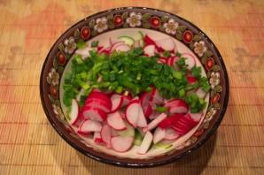 """Салат """"Огород"""" - фото шаг 3"""