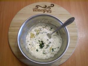 Картошка под соусом - фото шаг 9