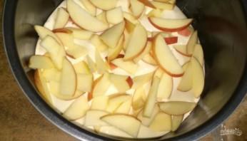 Пышный яблочный пирог - фото шаг 3
