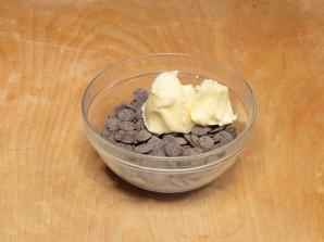 Вкусный шоколадный торт - фото шаг 1
