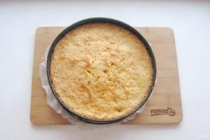 Бисквит с абрикосами - фото шаг 8