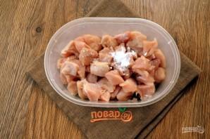 Попкорн из курицы - фото шаг 2