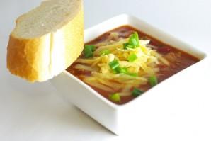 Суп чили - фото шаг 9