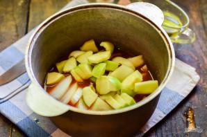 Лечо с яблоками - фото шаг 5