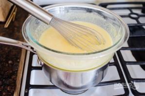Заварной лимонный крем - фото шаг 6