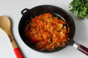Суп с гречкой и фасолью - фото шаг 7