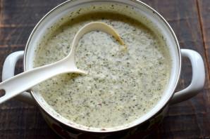 """Турецкий суп """"Яйла"""""""
