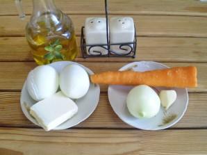 Яичный паштет - фото шаг 1