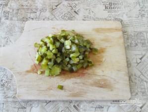"Финский салат ""Росоли"" - фото шаг 8"