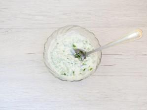 Салат с курицей, капустой и болгарским перцем - фото шаг 4