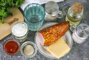 Дрожжевая пицца на сковороде - фото шаг 1