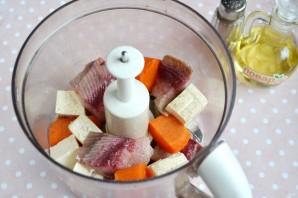 Паштет из сельди, моркови и сыра - фото шаг 2