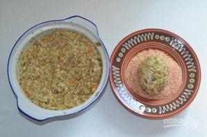 Котлеты из риса и грибов - фото шаг 12