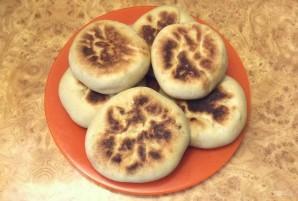 Картофельные лепешки на закваске - фото шаг 7