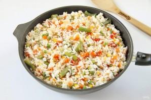Рис с мексиканской смесью - фото шаг 6