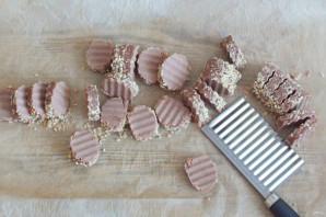 Печенье с молочным шоколадом - фото шаг 14
