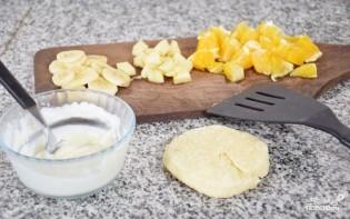 Печенье с фруктами - фото шаг 9
