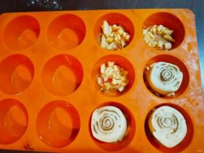 Карамельные булочки - фото шаг 8