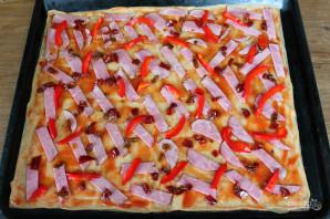 "Пицца ""Праздничная"" - фото шаг 7"