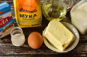 Песочное тесто без глютена - фото шаг 1