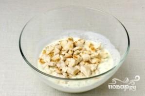 Салат с йогуртовой заправкой - фото шаг 6